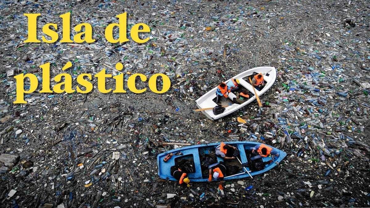 El Séptimo Continente: Isla de plástico