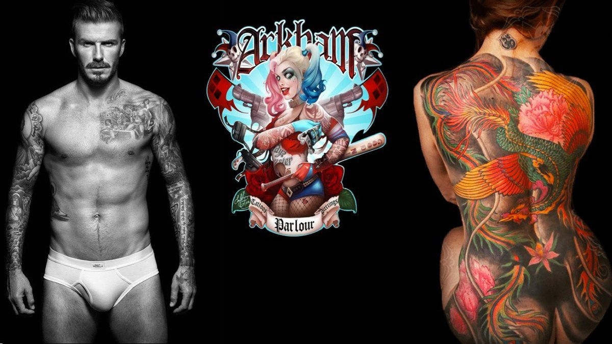 ¿Los Tatuajes son malos para la salud?: Lo que los tatuajes hacen a tu piel