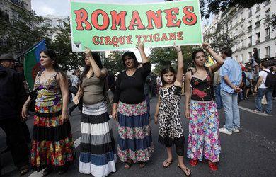 LE CIRQUE ROMANES SOUS LA MENACE DE L'EXTREME DROITE!