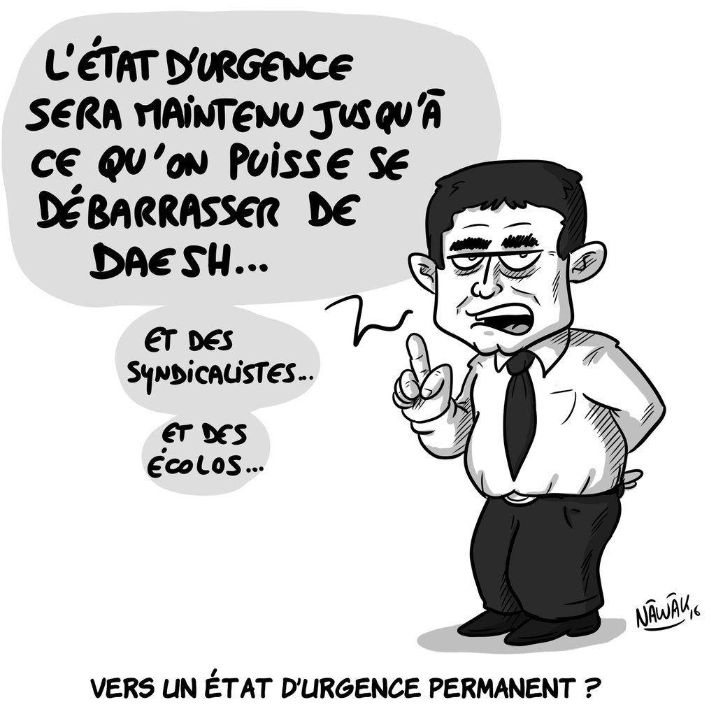 Réunion publique: Stop état d'urgence!