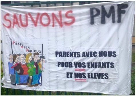 Une seule réponse à la fermeture annoncée du collège Pierre Mendes-France à Val de Reuil : la mobilisation!