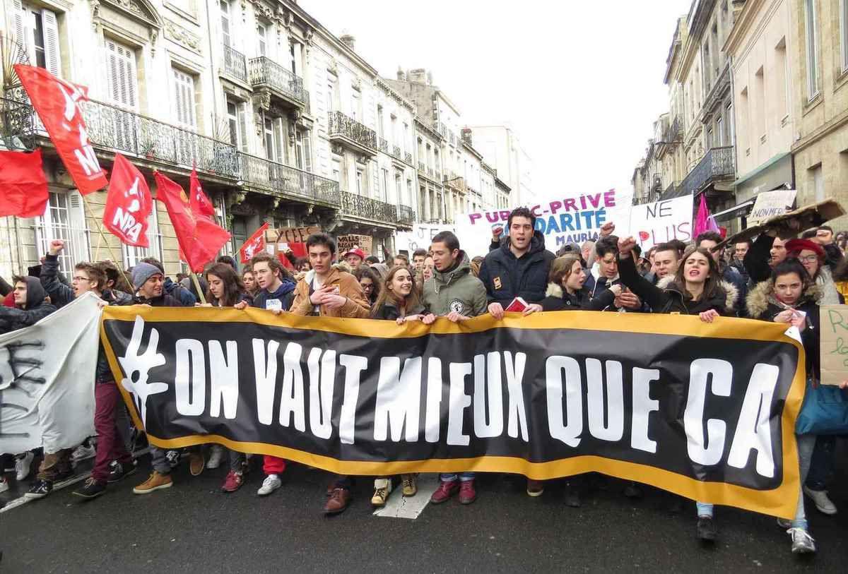 A lire avant d'aller manifester à Paris demain!