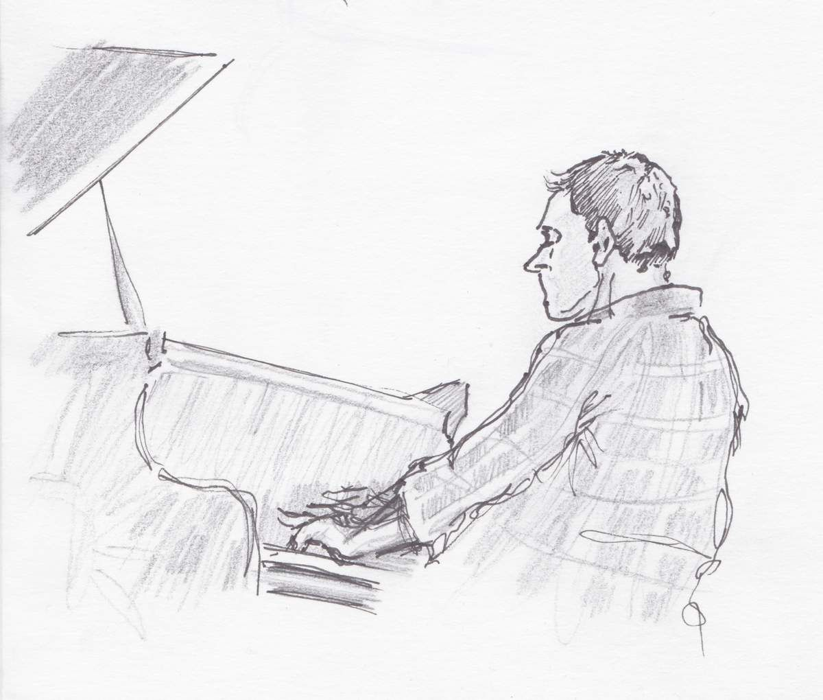 Léo Montana piano