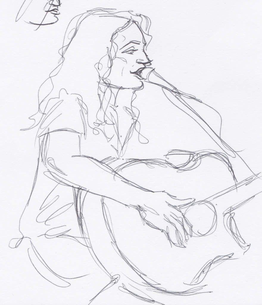 Candice Nerio à la Grande Roquette