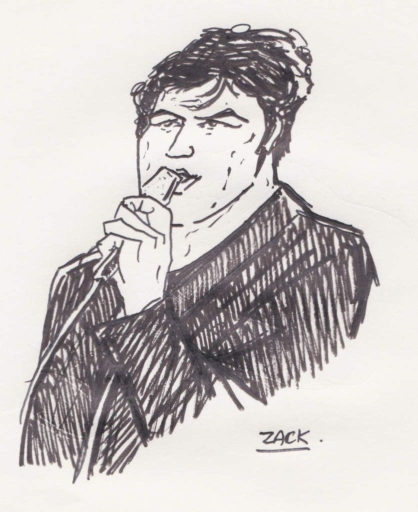 Robin Mansanti (trompette, chant).