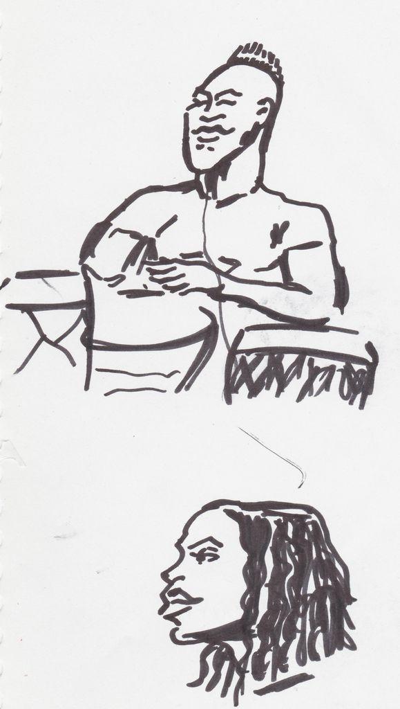 Jam Cheick Tidiane Seck &quot&#x3B;Tribute to Fela&quot&#x3B; à la Petite Halle