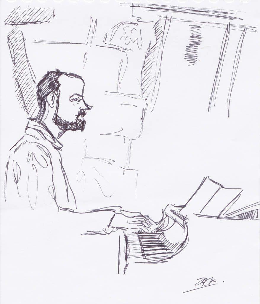 Fady Farah (piano).