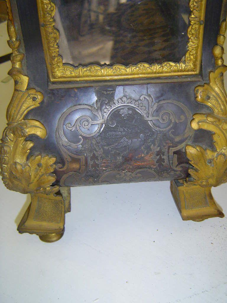 Restauration : Cartel Régence époque XVIIIe