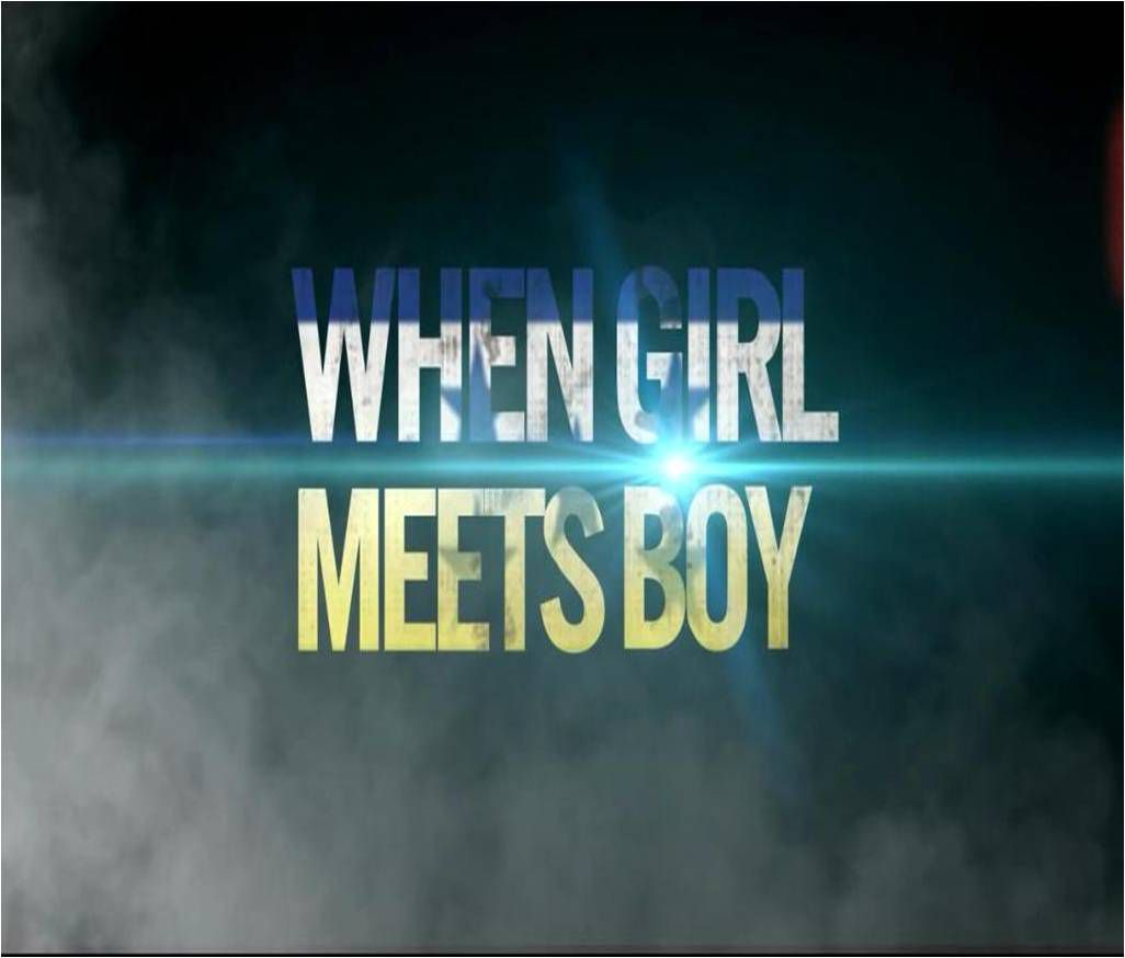 SheylaDow feat. G Cole - When Girl Meets Boy