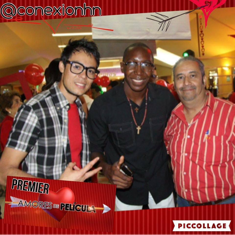 Amores De Película Honduras Premier