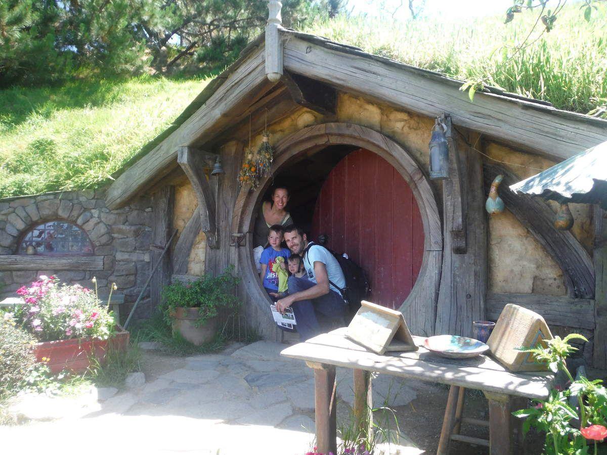 famille de Hobbits