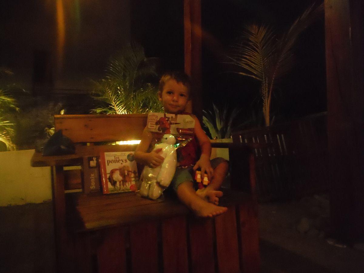 Novembre à mi décembre 2016 des Tahiti Douches