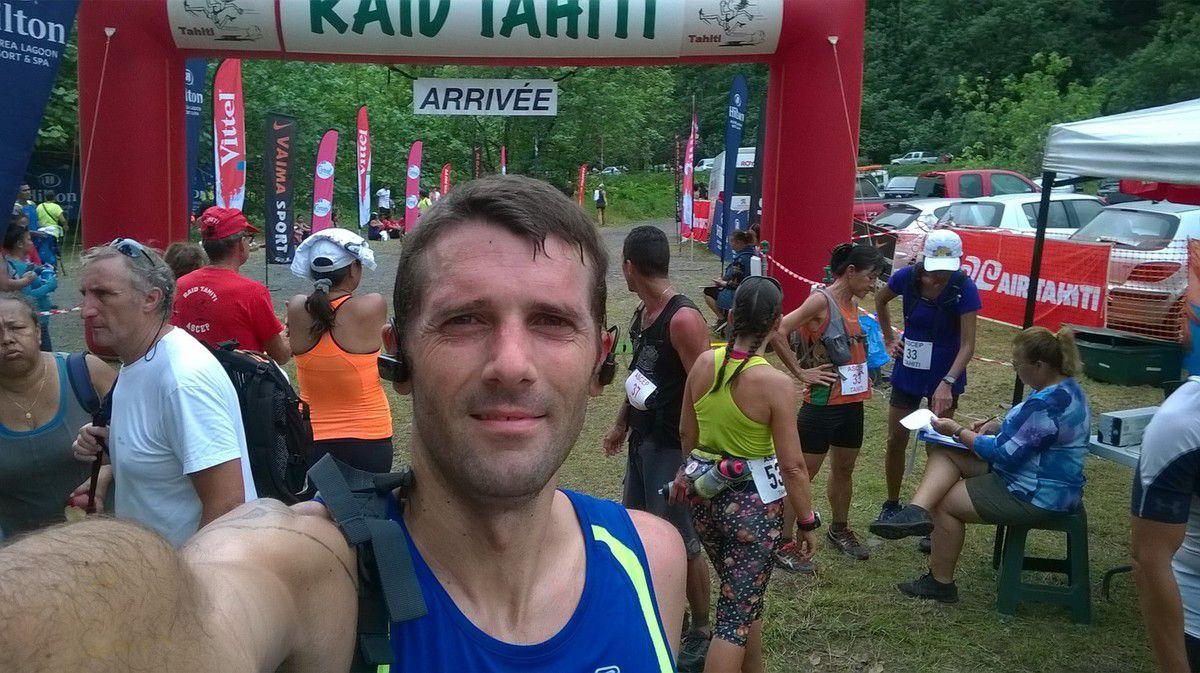 Trail de 21 kms en montagne - bravo pour les 2heures et 15 minutes