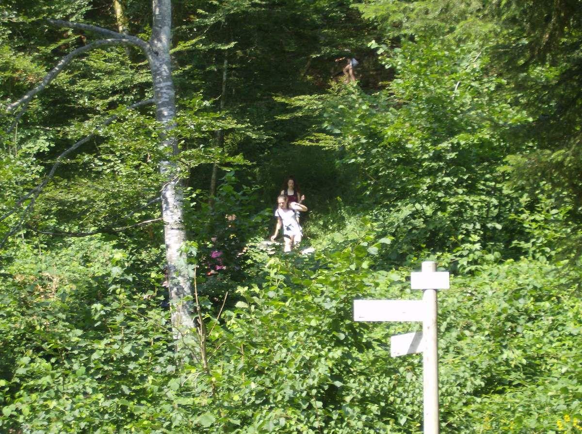 Séjour dans le Jura : mardi 7 juillet