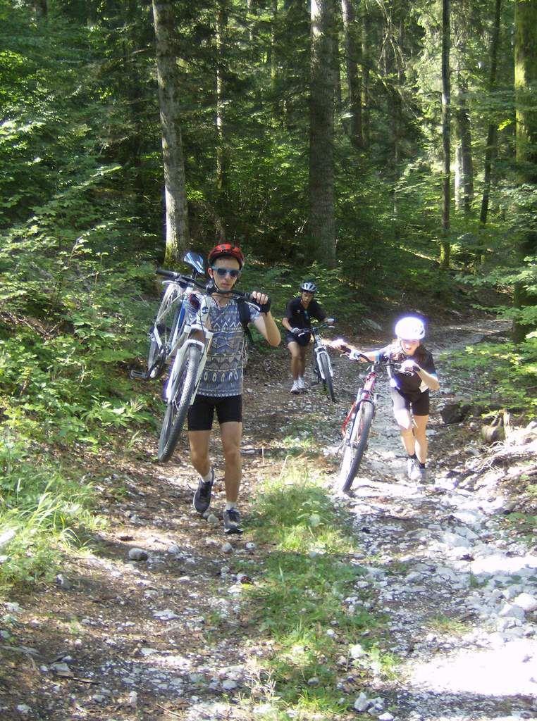 Séjour dans le Jura : mardi 14 juillet