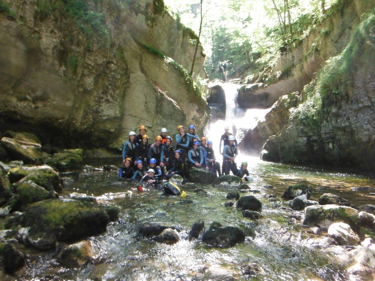 Séjour dans le Jura : lundi 13 juillet