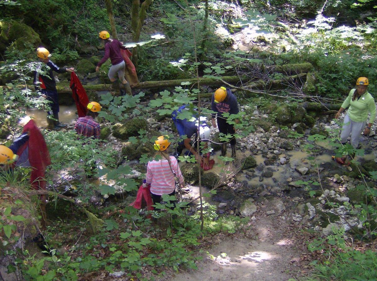 Séjour dans le Jura : mercredi 15 juillet
