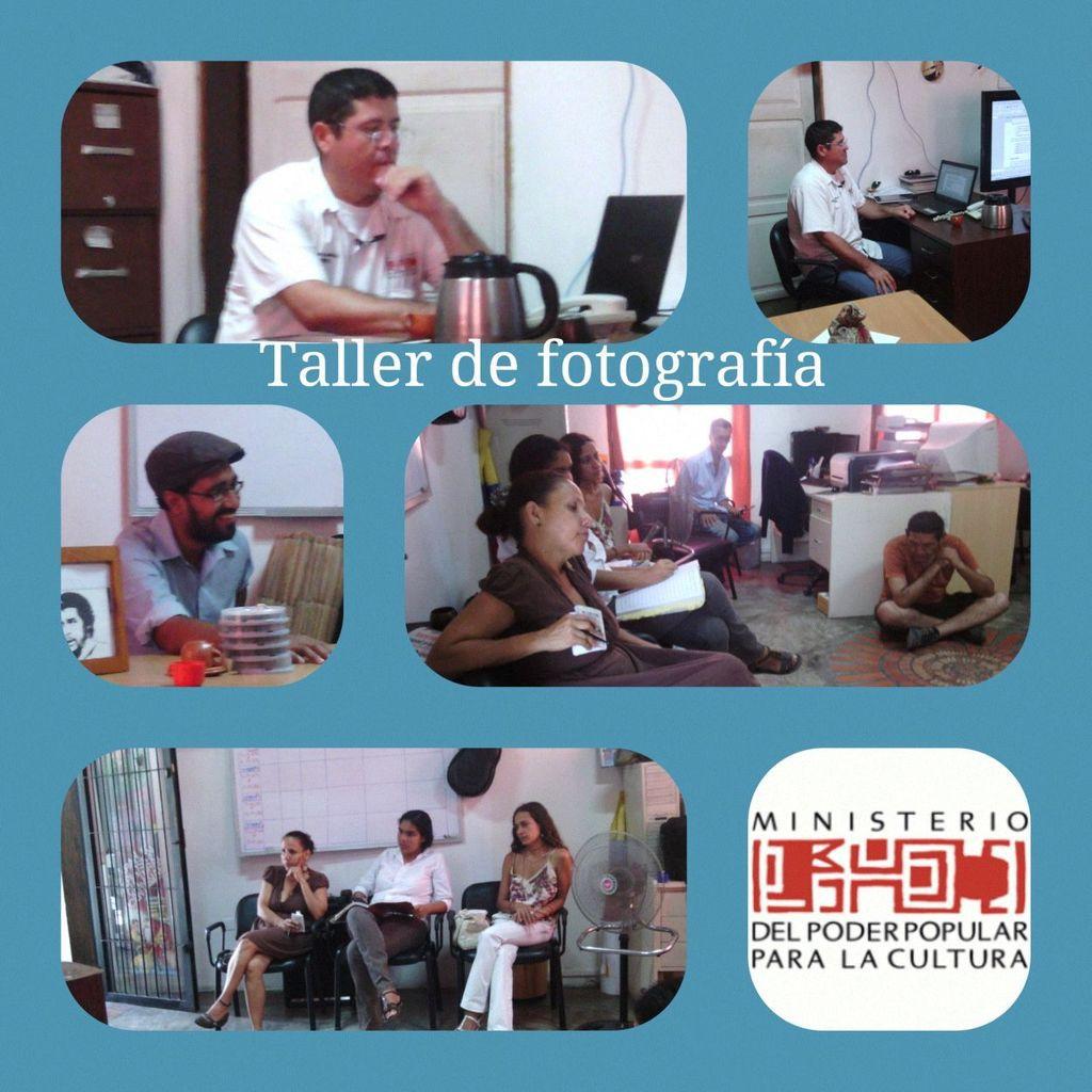 MUESTRA GRÀFICA TALLER  - FOTOGRAFÌA DIGITAL - COMPASICIÒN FOTOGRÀFICA LCDA BETZY ARNAUDES.