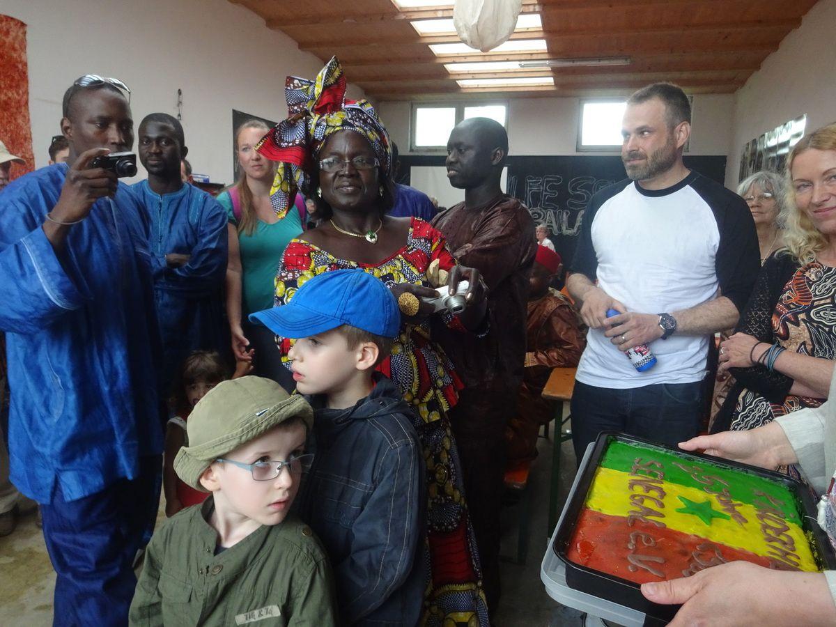 Kinderhilfe Senegal 25-Jahrfeier in Kottgeisering I