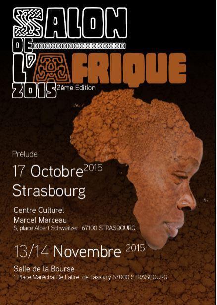 SALON DE L'AFRIQUE 2015 2ème Edition
