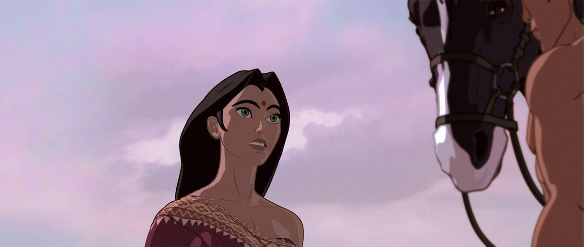 Arjun, le prince guerrier, un film d'animation venu d'Inde [concours DVD]