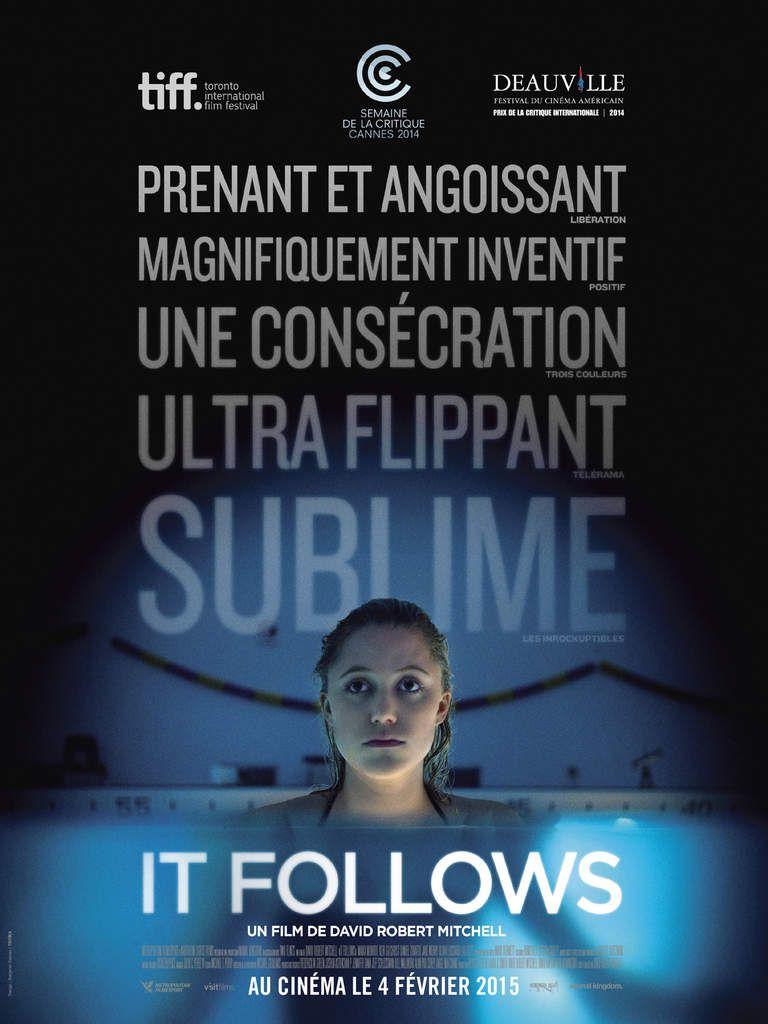It Follows, Les jours venus, Papa ou Maman / Revue de films