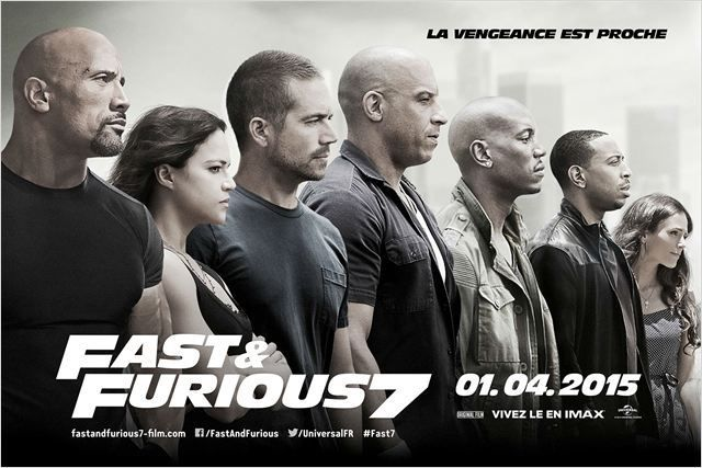 Broadway Therapy, Fast and Furious 7, Taxi Téhéran, Caprice / Revue de films