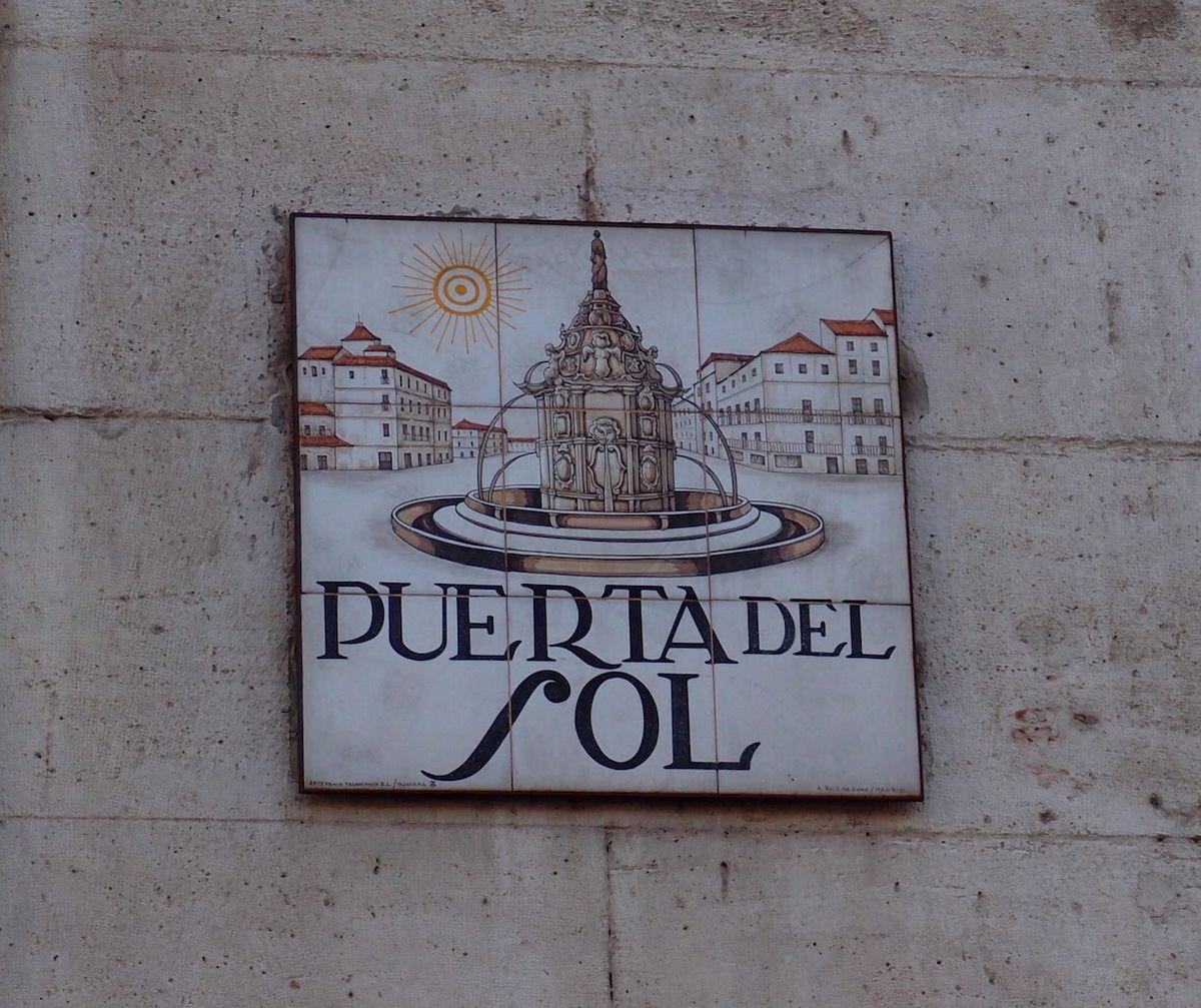 Madrid à pied / Jour 1