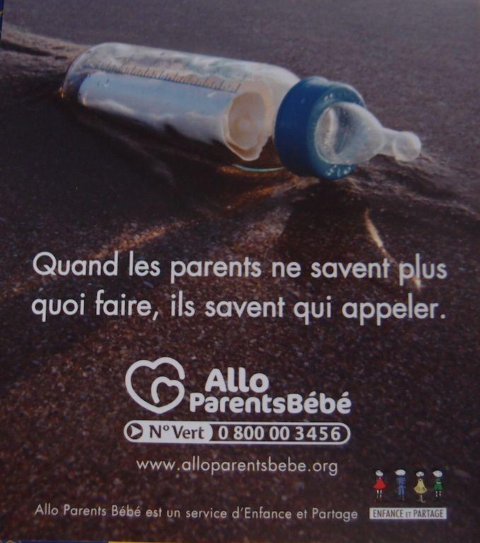 Allo ParentsBébé, le numéro vert d'aide aux jeunes parents créé par Enfance et partage