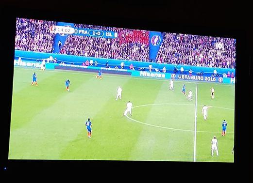 Allez les bleus, on a vibré pendant l'Euro