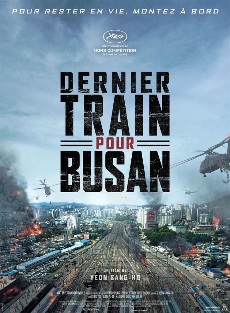 Dernier train pour Busan, Le fils de Jean, Nerve, Hotel Singapura / Revue de films