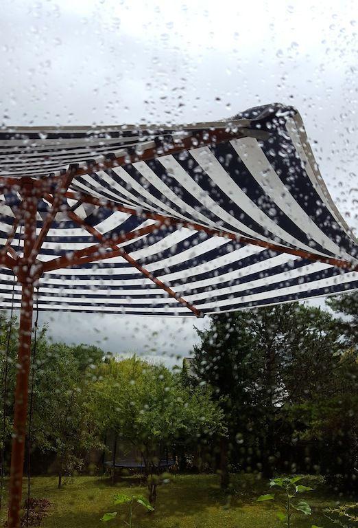 La pluie peut être jolie