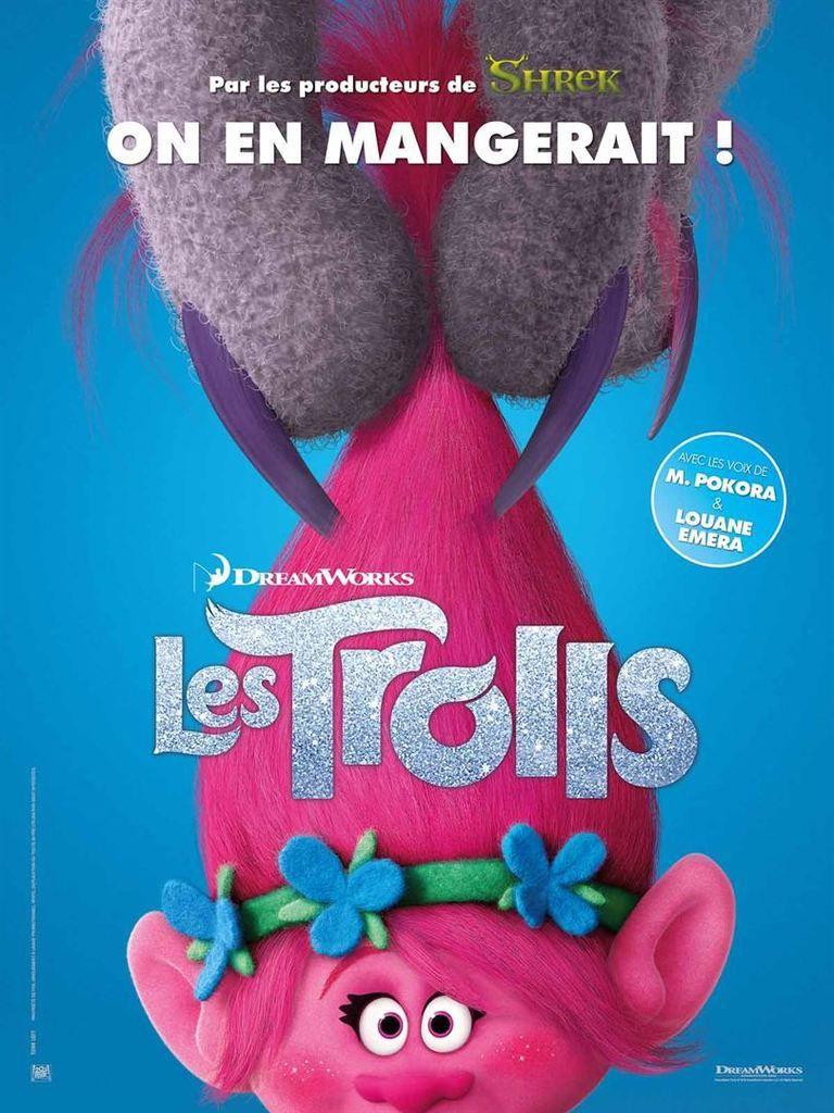 Ma vie de courgette, Miss Peregrine et les enfants particuliers, Les Trolls, Tamara / Cinéma en famille