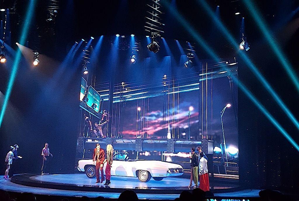 Saturday Night Fever - La fièvre du samedi soir / Le show et le film