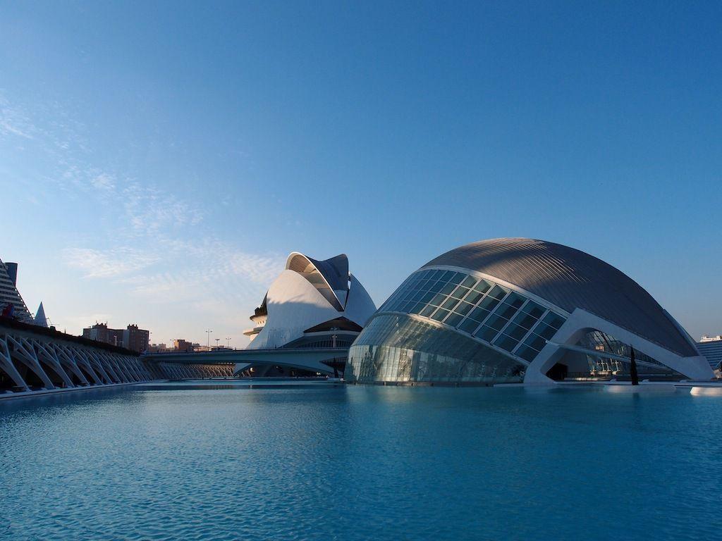 Vacances en famille à Valencia