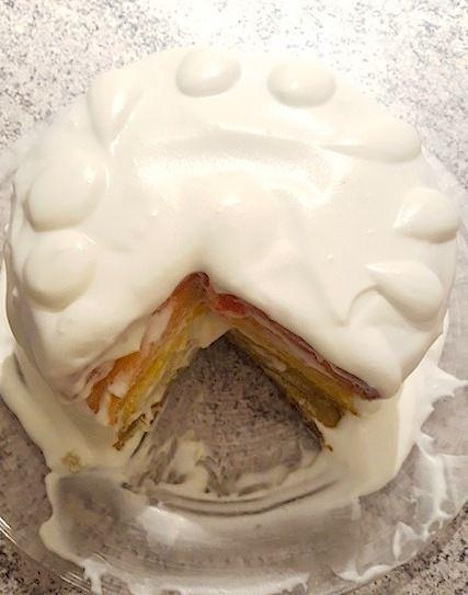 Comment j'ai presque réussi mon premier Rainbow Cake !