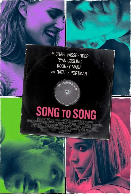 Song to song, Une femme fantastique, The Circle, Love Hunters / Revue de films