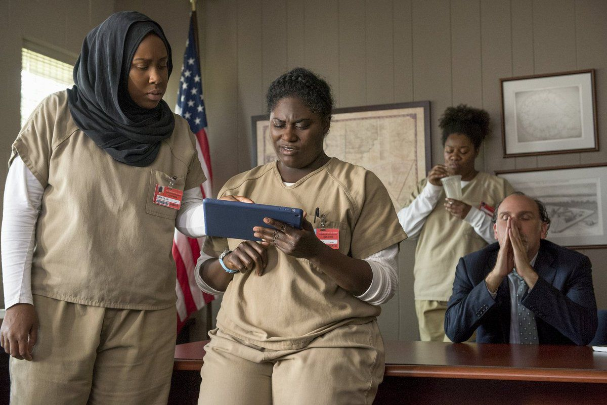 Season Finale : Orange is the New Black S5 / House of Cards S5