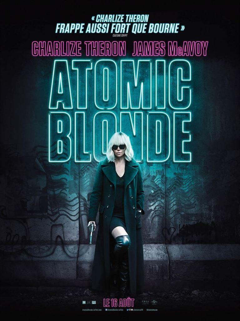 120 battements par minute, Les proies, Que dios nos perdone, Une vie violente, Atomic Blonde / Revue de films