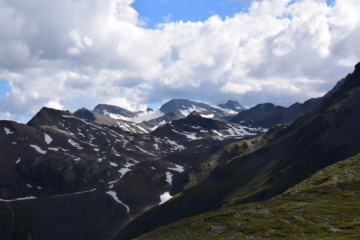 Balade au Col de l'Iseran 2770 m d'altitude - Savoie