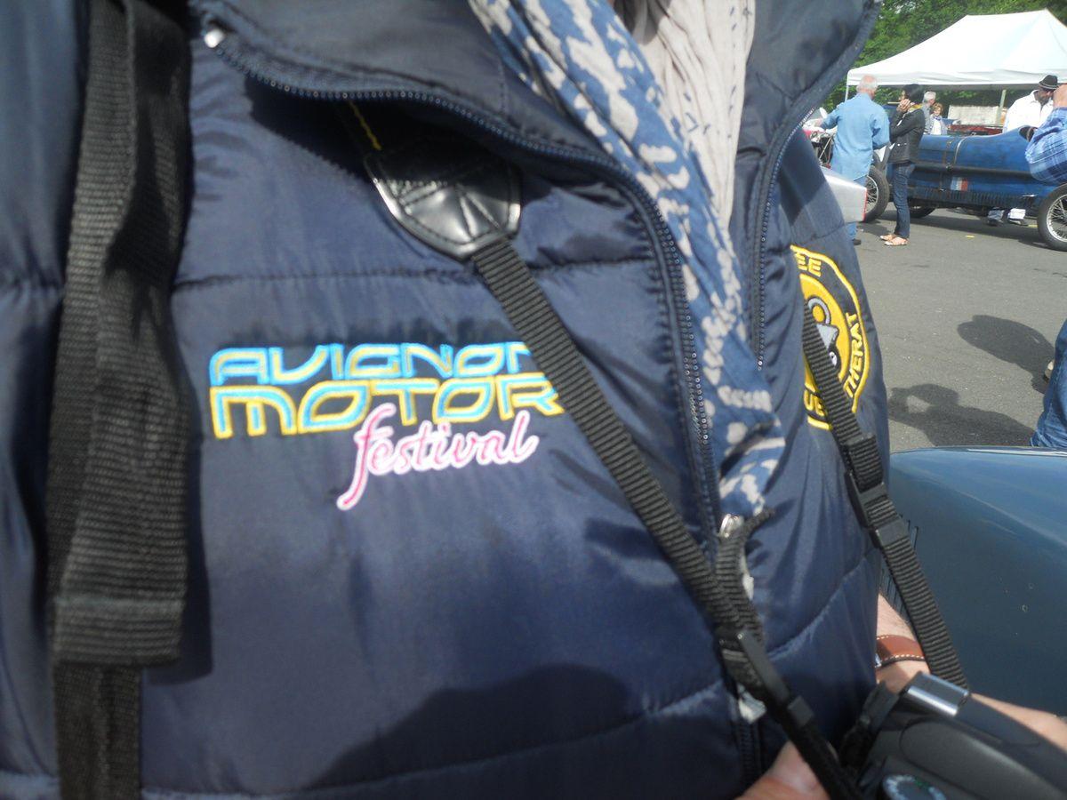 LE TROPHÉE JACQUES POTHERAT BIEN REPRÉSENTÉ à Montlhéry AU VINTAGE REVIVAL 2015