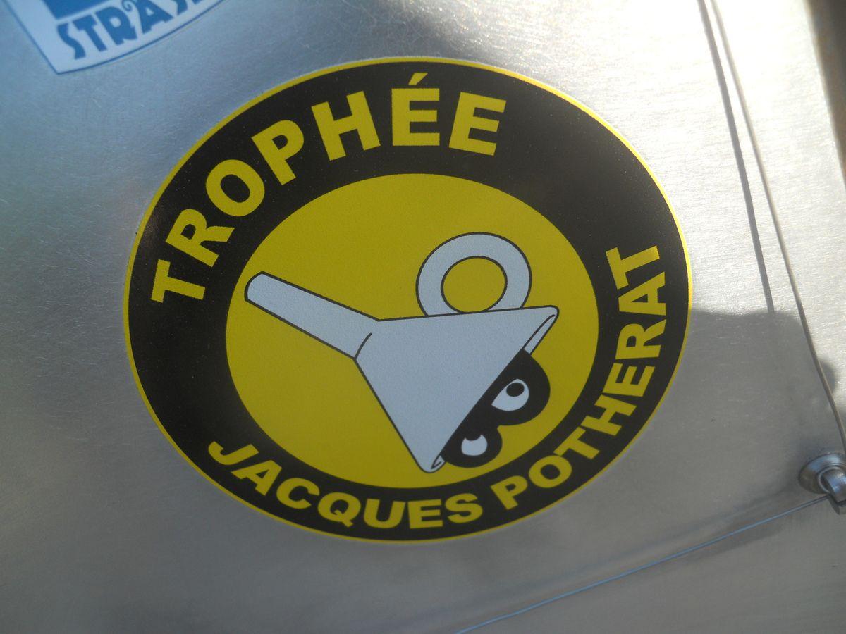 8ème Trophée Jacques POTHERAT  1ère étape, c'est parti !!