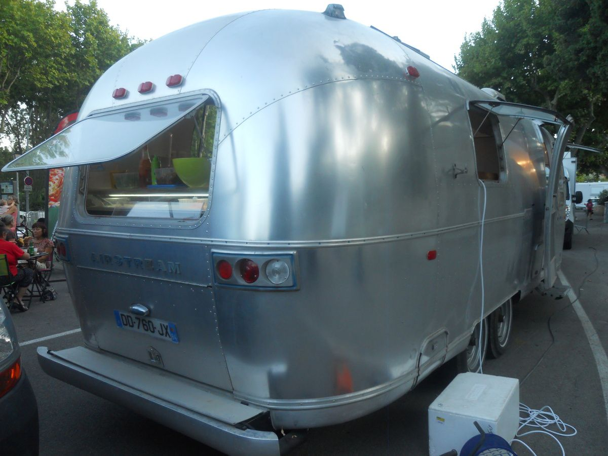 L'AIRSTREAM de Air Food