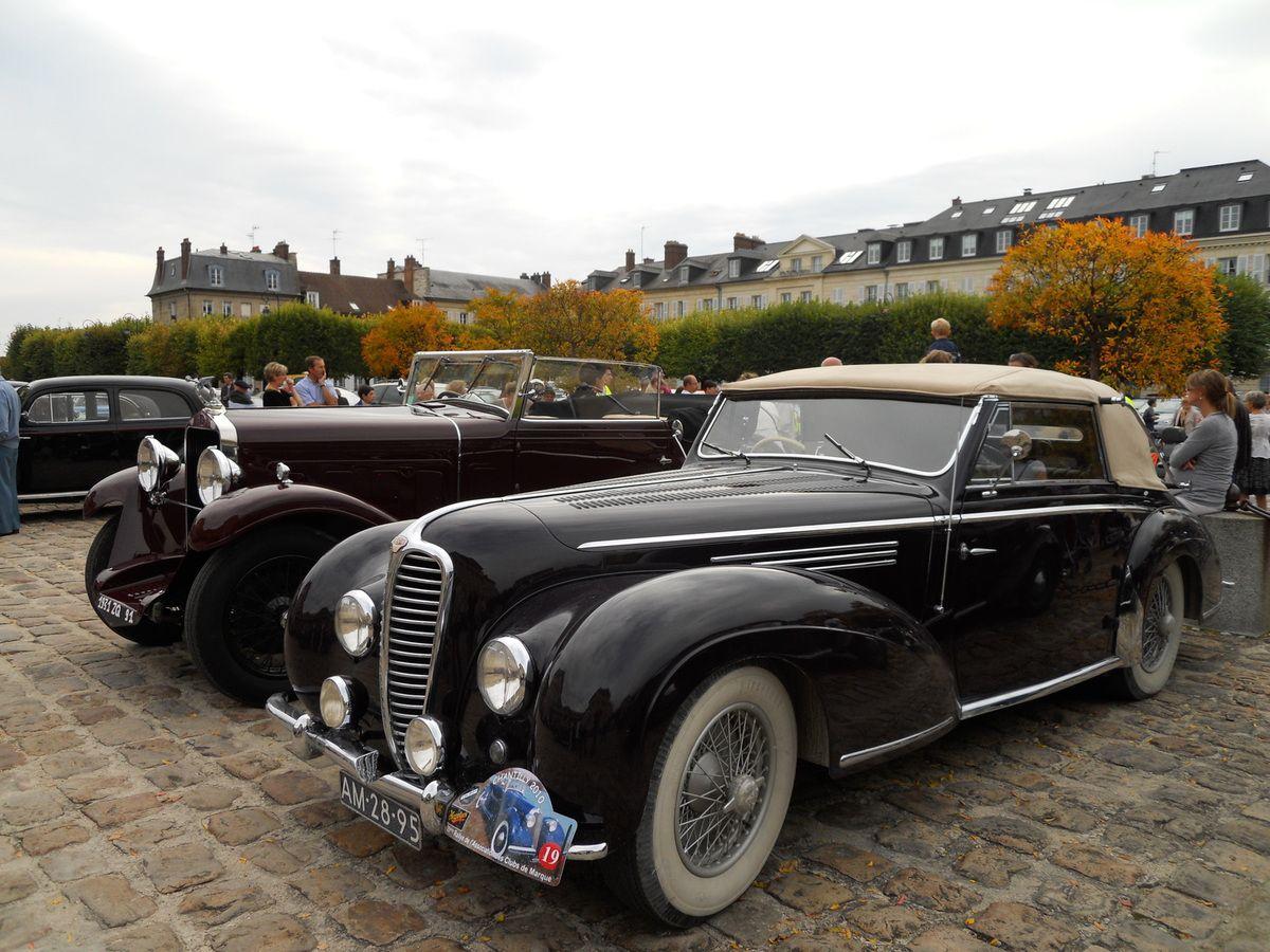 Jacques GIPAR sera le weekend prochain à Lyon sur le Salon EPOQU'AUTO