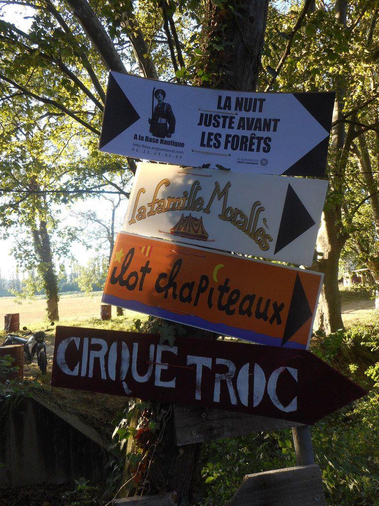Les BONNES RENCONTRES ESTIVALES GARD & VAUCLUSE