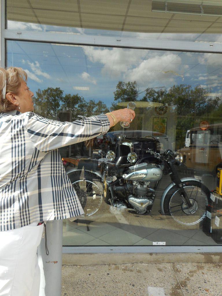 Les 80 ans du garage CHANCHOU de Villeneuve lez Avignon (30)