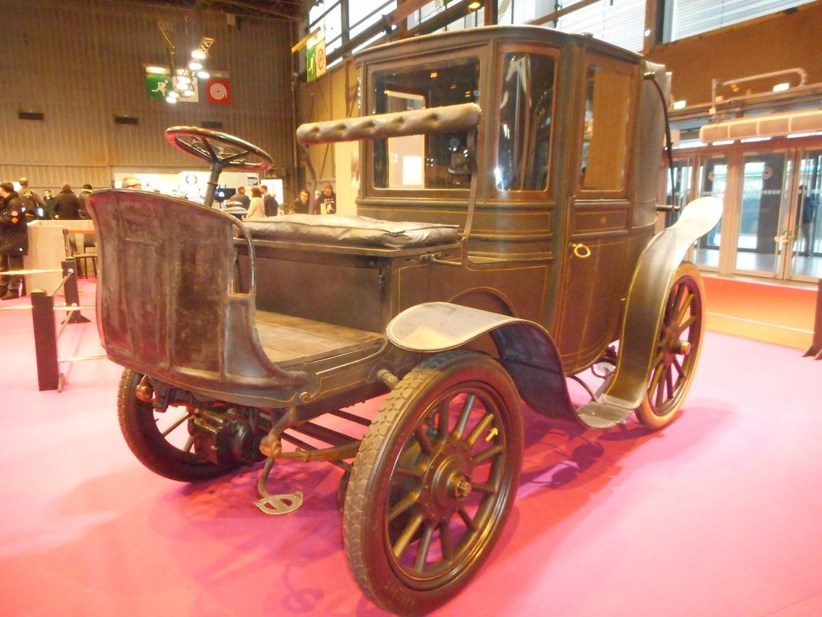 Salon retromobile 2017 les grands moments les rendez for Retromobile salon