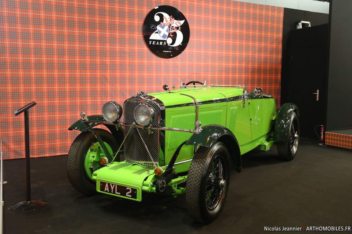 ARTHOMOBILES visite le salon RETROMOBILE 2017