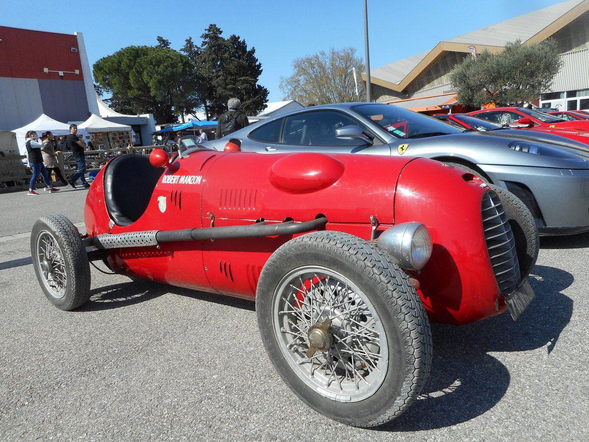 Avignon Motor Festival MARS 2017