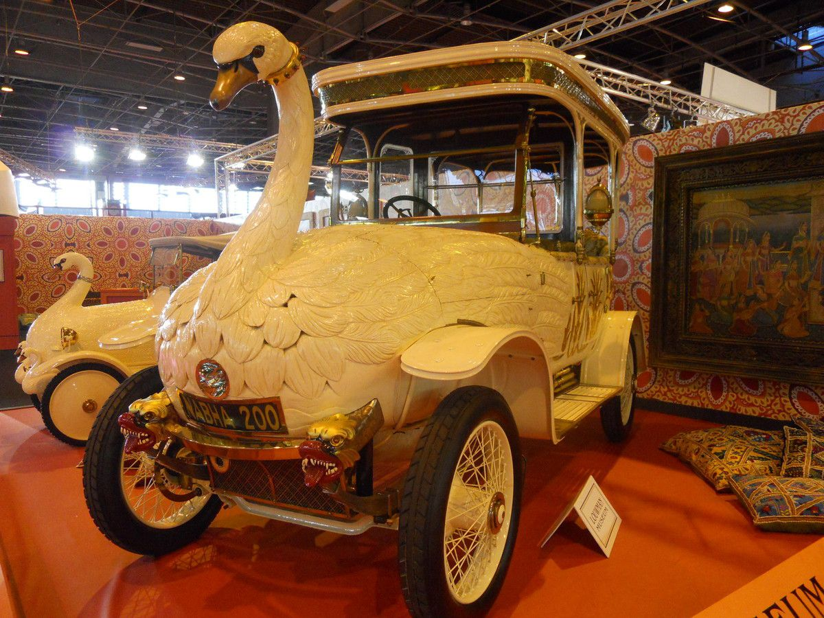 Photos Baby Swan Car 1920 et 1910 les.rendezvousdelareine@orange.fr